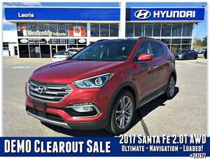 2017 Hyundai Santa Fe Sport 2.0T AWD Ultimate - DEMO MODEL - SAV