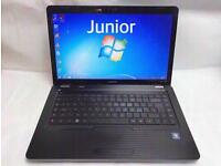 Compaq HD Laptop, 250GB, 3GB Ram, Windows 7, Microsoft office, Very Good Condition, Antivirus