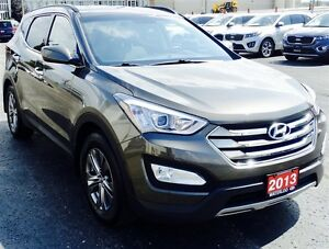 2013 Hyundai Santa Fe 2.4L FWD Low Kms! Kitchener / Waterloo Kitchener Area image 3
