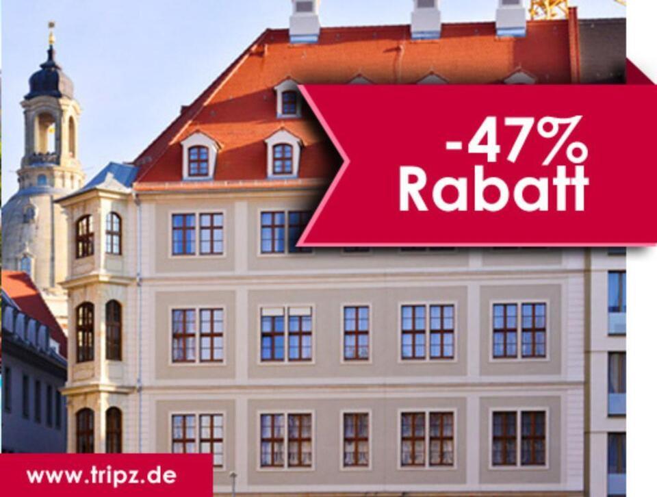Urlaub in Dresden Unterkunft Hotel Zentrum Altstadt Frauenkirche in Dresden - Innere Altstadt