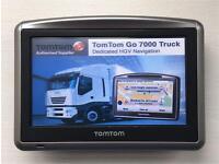 Tom Tom XL Truck Package, Latest Europe Truck Map, Like New, June 2017 !!!