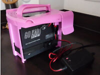 Go Kart Battery, Carrier and Battery Charger