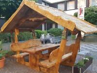 Gartenpavillion - Überdachte Garnitur - Gartenlaube Baden-Württemberg - Achern Vorschau