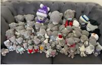 Huge 50+ tatty teddy blue nose friend bundle joblot rare and extra collectibles