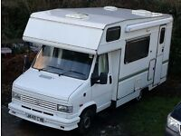 Talbot Autoquest 320 - Low Mileage - Workhorse Motorhome Great Layout