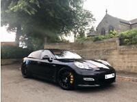 PORSCHE PANAMERA CHAUFFEUR / PROM / WEDDING / LAST MINUTE CAR HIRE