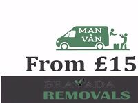 Man & Van - Removals - ALL UK - GUARANTEE TO TURN UP