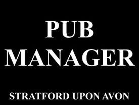 PUB MANAGER - Stratford upon Avon