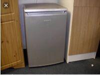 Under counter Grey fridge/freezer in excellent condition