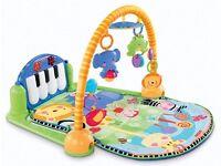 Fisher-Price Kick & Play Piano Gym