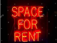 Beauty space to rent