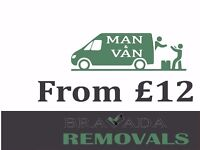 Man And Van-Removals-Aberdeen-ALL UK-GUARANTEED TO TURN UP