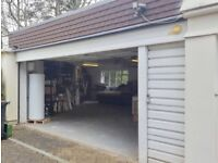 DOUBLE GARAGE available for storage | Kenley (CR8)