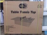 Table Tennis Top Set