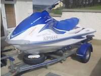 Yamaha waverunner vx110 jetski