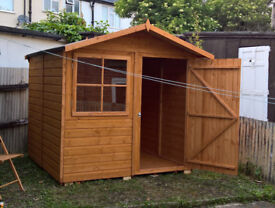 Flatpack Assembly: a Ketter shed, Aston Shed, IKEA furniture in your home.