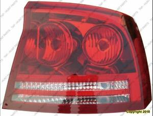 Tail Lamp Passenger Side High Quality Dodge Charger 2006-2008