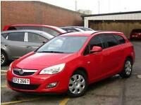 2011 Vauxhall Astra 1.3 Cdti Ecoflex Exclusive Sports Tourer Estate, FVSH! £20 ROAD TAX!