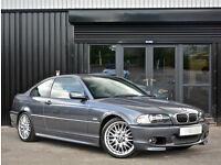 2003 BMW 3 Series 325 CI E46 Coupe M Sport hpi clear