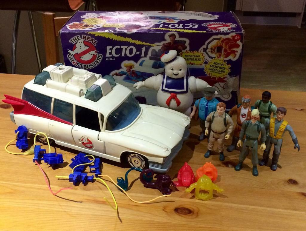 GHOSTBUSTERS Vintage Collection