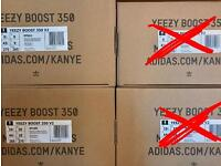 Brand New Adidas Yeezy Boost V2 Black/Green UK9 US9.5 with Receipt