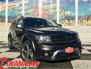 2017 Dodge Journey CROSSROAD AWD | Remote Start | 8.4'' Touchscr