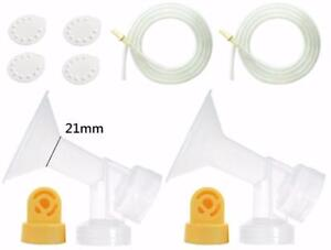Breastpump Kit for Medela New Pump-In-Style Advanced Breast Pumps Size SM 21mm