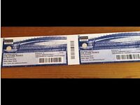 2 x Stone Roses Standing Tickets Sunday 19th June £50 each