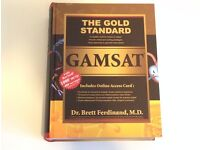 Graduate Medicine Gold Standard GAMSAT Textbook (Preparation Material + Practice Test) 2015 5th Ed