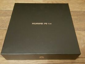 Huawei P9 lite in Black boxed and sealed. Unwanted upgrade £200.00
