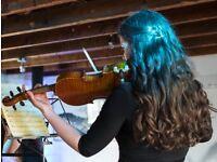 Violin/Piano Lessons in Hyndland, Glasgow