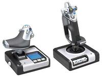 Gaming joystick saitek X52