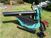 Bosch ALS30 garden blower/vacuum. Purchsed Sept 2016, used three times only.