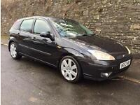 FORD FOCUS 1.8 TDCI SPORT 5dr with OCTOBER 2017 MOT