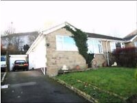 Beautiful 2 bed House Semi Detached Bungalow for Sale BD9