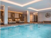 Swedish Full Body Massage + 2h Spa Use (swimming pool, sauna, steam room) in luxurious Bristol Spa
