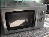 HiNARi grey microwave 800w