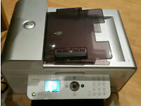 Dell 964 All-in-One Inkjet Printer -USED some defects, worn, mostly works