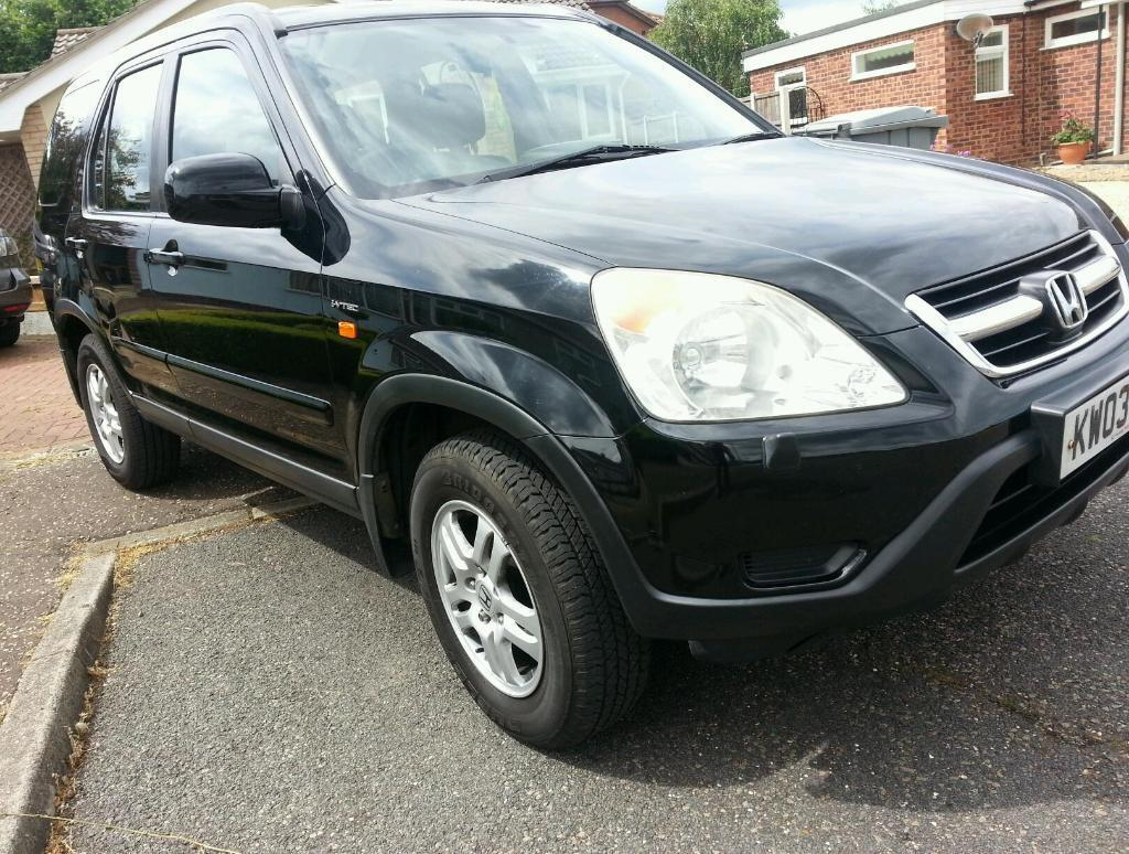 2003 Honda Crv 2 0 Vtec In Brundall Norfolk Gumtree