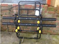 Halfords deluxe 2 bike carrier