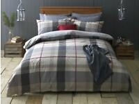Brand New Double Bed Set in Pack, 100% Soft Cotton Percale, Was £45.99, Sell £20