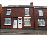 2 Bedroom houses in flag Lane , crewe, Cheshire , cw2