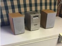 SONY-PMC-D40L-MIDI-HI-FI-COMPACT-STEREO SYSTEM IN EXCELLENT WORKING CONDITION