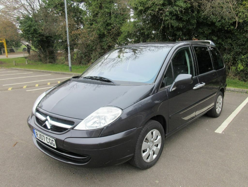 2007 citroen c8 2 0 hdi diesel manual 7 seater only 72k miles new mot swap for van possible in. Black Bedroom Furniture Sets. Home Design Ideas