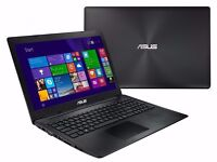 Asus X553C/ INTEL QUAD CORE 2.40 GHz/ 8/ GB Ram/ 1 TB HDD/ HDMI / WEBCAM/ USB 3.0 - WINDOWS 10