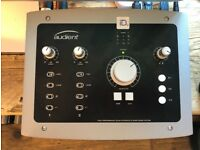 Audient ID22 Audio Interface. Less than 3 months old