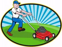 **Grass cutting service - Special rates for Senior Citizens - From £5**