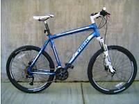 Trek 4300 mountain bike hydraulic brakes 19.5 large