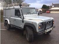 Land Rover Defender TDI 110 300