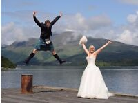 Book John as your wedding photographer. Over 700 weddings experience. Full day £495-keep every photo